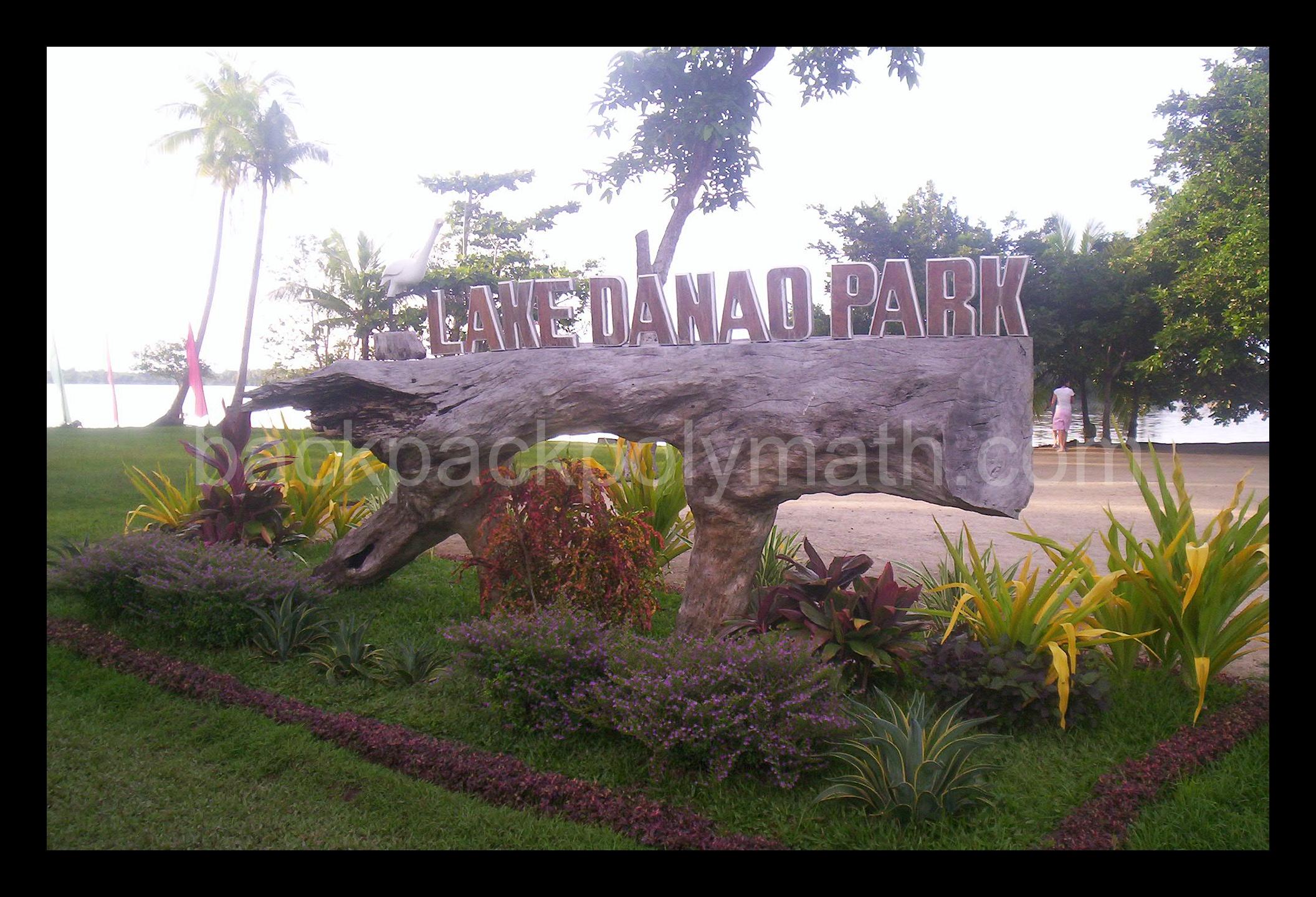 Lake Danao, Camotes